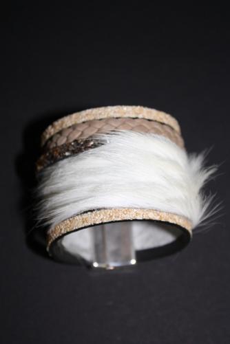 Springbock-Armband